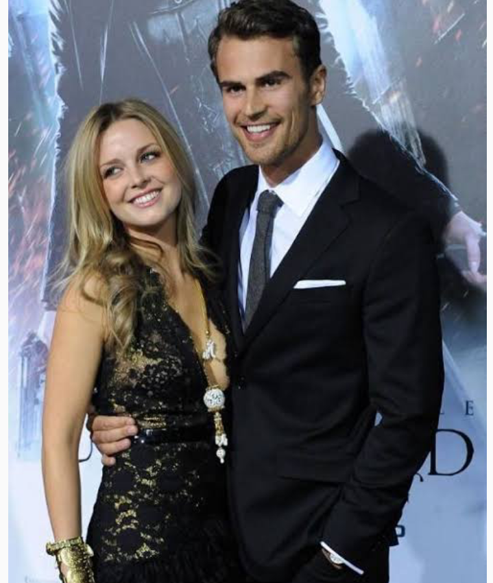 James who is theo Divergent Star