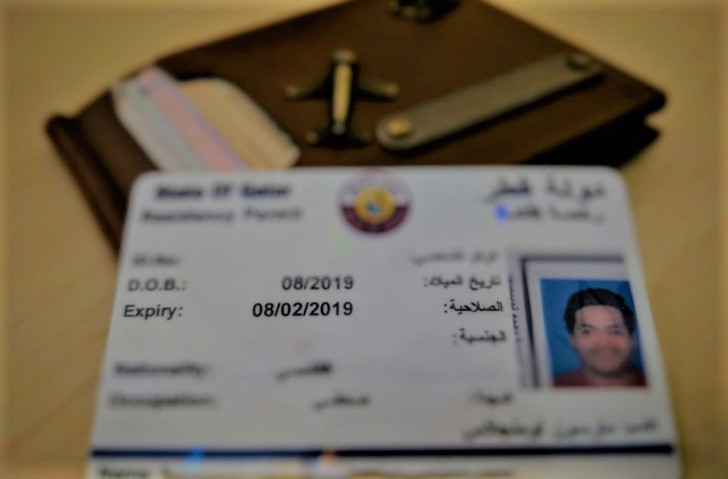 Can expired QID holders return to Qatar?